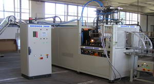 Pet Blow Molding Machine Bronco 3000